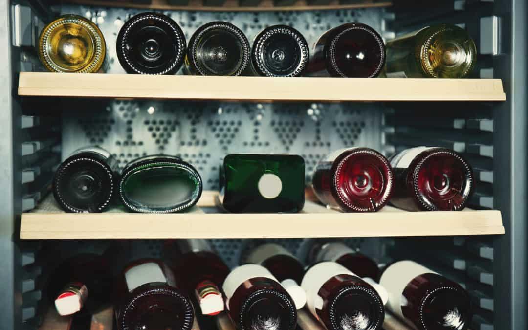 Vinkøleskab til indbygning